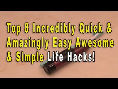The Perfect Parody Video To Every Lifehacking Video Ever