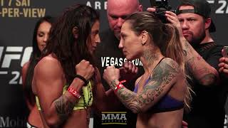 UFC 216 Ceremonial Weigh-In Highlights - MMA Fighting