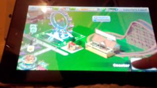 RollerCoaster Tycoon 4 mobile season 2 episode 1