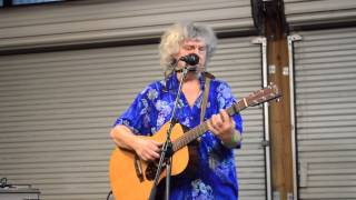 Rod MacDonald Sings Thats Why You Play The Game Will McLean Festival 2015