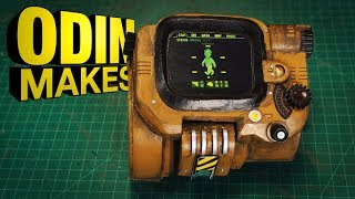 Odin Makes: Pip-Boy 3000 from Fallout 4