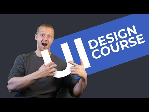 The 2019 UI Design Crash Course for Beginners