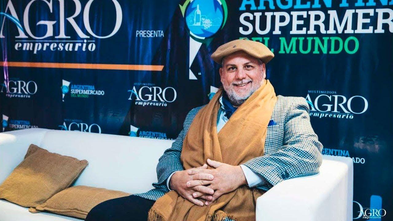 Gabo Nazar - Presidente de Cardon y Pampero