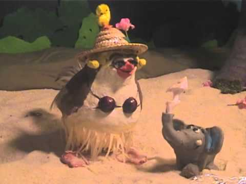 """""""Wonderful"""" by """"Ravage the Rain"""" - Claymation Music Video in a Tropical Paradise!"""