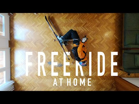 Freeride Skiing at Home in 4K - © Philipp Klein Herrero