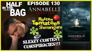 Half in the Bag Episode 130: Annabelle Creation