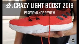 new concept fb336 c944d UN CLÁSICO DEL BOOST - CRAZY LIGHT BOOST 2018