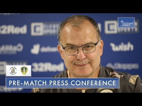 Bitesize Bielsa: Luton Town v Leeds United pre-match press conference