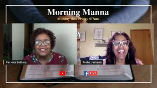 Morning Manna - April 9 2021