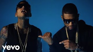 Kid Ink & Usher & Tinashe - Body Language