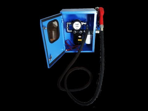 Mobile Diesel Dispenser