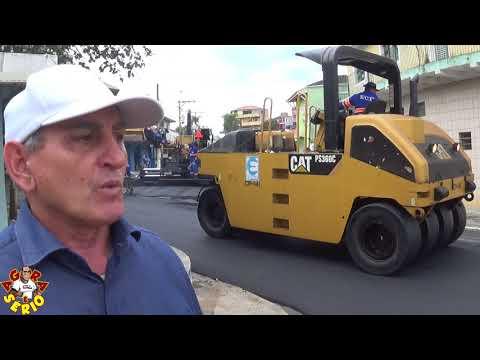 Prefeito Ayres Scorsatto recebe Ligação de Ex-prefeito parabenizando pelo trabalho nas ruas de Juquitiba