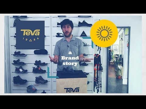 TEVA - A Brand Story - Il famoso marchio di sandali dal 1984 ad oggi