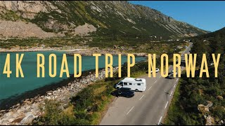 ROAD TRIP NORWAY 2021 4K - DJI FPV