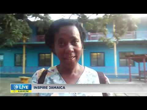 CVM LIVE - Inspire Jamaica - SEP 29, 2018