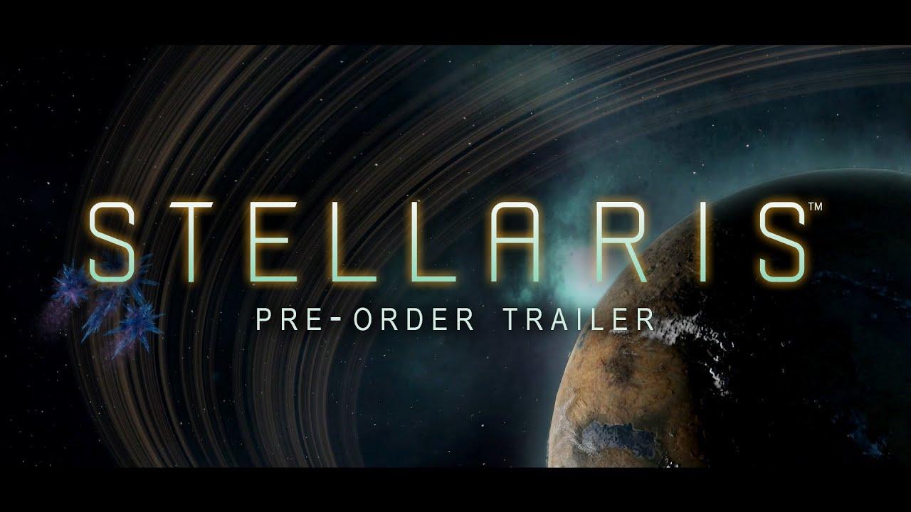 Обложка видео Трейлер #2 Stellaris