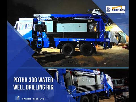 1000 Feet Depth Water Well Drilling Machine For Sale