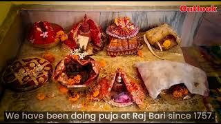 Celebrating Puja In Old Bengal