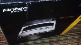 Gambar cover Unboxing: Antec Nine Hundred Computer Case
