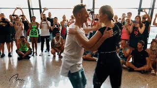 Marc Anthony   Parecen Viernes | Salsa Romantica | Alfonso Y Mónica | Benidorm Salsa Congress 2019