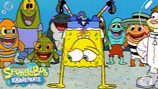 When SpongeBob Ripped his Pants! 👖 #TuesdayTunes