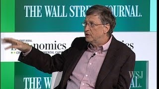 Bill Gates Sees Future in Nuclear Energy