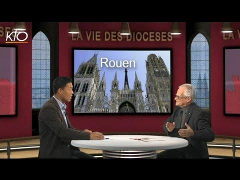 Mgr Jean-Charles Descubes - Diocèse de Rouen