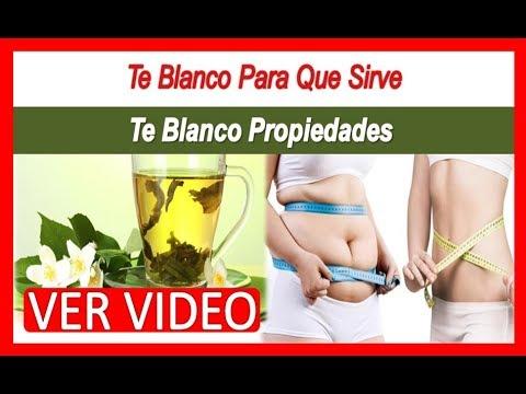 Te Blanco Para Que Sirve, Te Blanco Propiedades, Beneficios Del Te Blanco, Como Tomar El Te Blanco