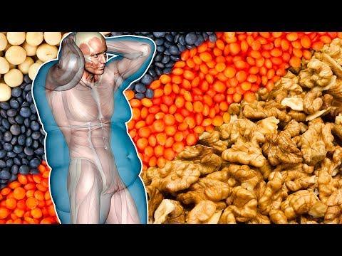 Что будет, если есть 5-8 грецких орехов в день