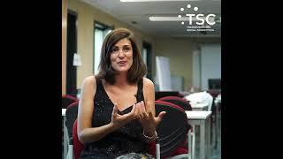 Beatriz Arribas. Responsable proyectos de Sostenibilidad, de Coca-Cola Europacific Partners Iberia