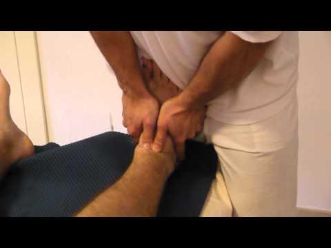 Gambe dolore nellarticolazione del ginocchio