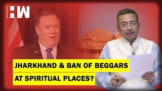 The Vinod Dua Show Episode 110: Jharkhand & Ban of Beggars at Spiritual places?