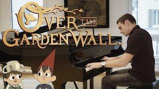 Over The Garden Wall - Piano Medley