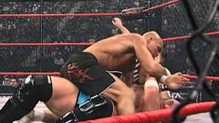 Lockdown 2008: Samoa Joe vs. Kurt Angle