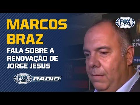 O QUE FALTA PARA JORGE JESUS RENOVAR COM O FLAMENGO?; Saiba de todos os detalhes
