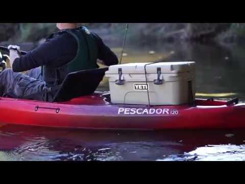 Perception Pescador Pro 10 0 Sit-On-Top Kayaks