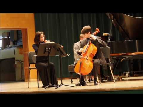 Missoula Piano Trio Returns to National Competition
