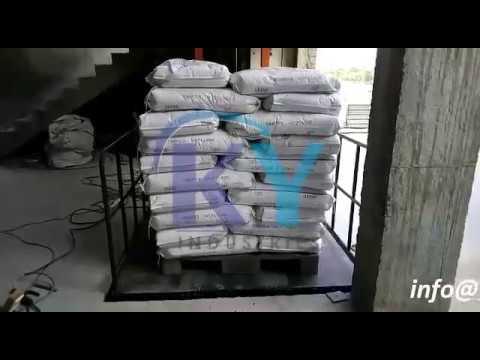 Goods Handling Lift