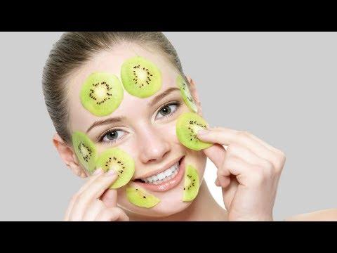 МАСКА для ЛИЦА из КИВИ: омолодит кожу, обновит клетки и запустит процесс восстановления.!