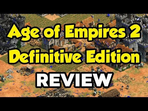 AoE2 Definitive Edition Review