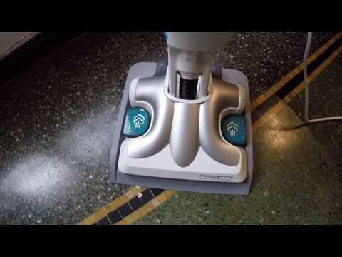 Rowenta RY7557WH Clean & Steam (recensione ITA)