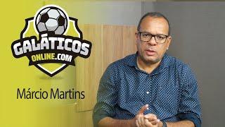 Vídeo: conheça a história do radialista Márcio Martins, contada no quadro 'Prazer, Sou Galático!'