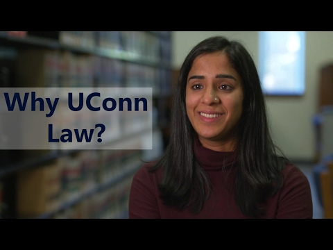 Why UConn Law?