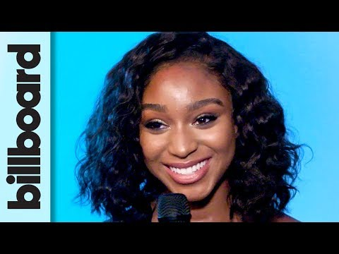Normani on Meeting Janet Jackson & Future Missy Elliott Collaboration | BBMAs 2018