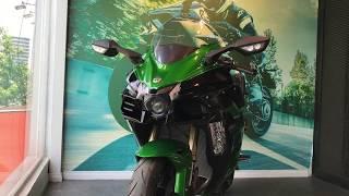 Đánh giá xe Kawasaki Ninja H2 SX SE đầu tiên Việt Nam có gì hay?