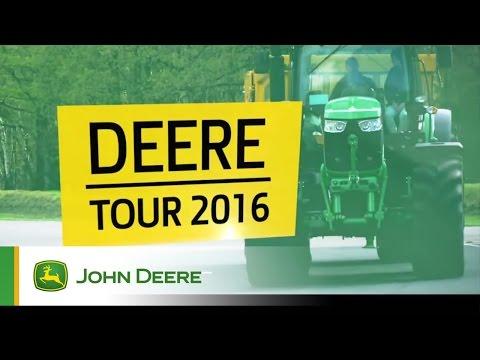 Deere Tour 2016