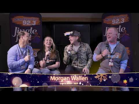Morgan Wallen talks about his skateboard career