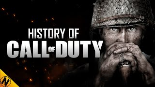 History of Call of Duty (2003 - 2019)