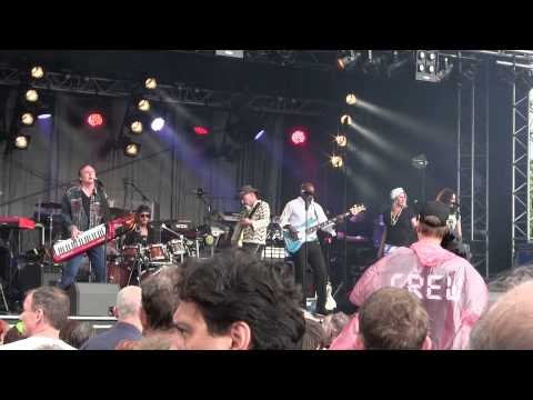Time Bandits Live I'm Only Shooting Love Nostalgie Beach Bredene 10/08/2014