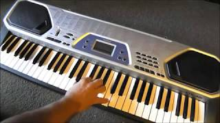 Casio CTK-481 home keyboard review